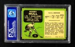 1970 Topps #15  Bobby Hull  Back Thumbnail