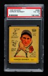 1938 Goudey Heads Up #256 / #280 Vernon Kennedy  Front Thumbnail
