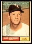 1961 Topps #56  Russ Kemmerer  Front Thumbnail