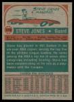 1973 Topps #179  Steve Jones  Back Thumbnail