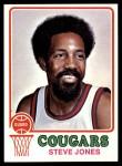 1973 Topps #179  Steve Jones  Front Thumbnail