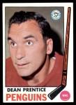 1969 Topps #115  Dean Prentice  Front Thumbnail