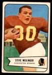 1954 Bowman #110  Steve Meilinger  Front Thumbnail