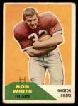 1960 Fleer #4  Bob White  Front Thumbnail