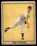1941 Play Ball #20  Red Ruffing  Front Thumbnail