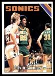 1975 Topps #187  Talvin Skinner  Front Thumbnail