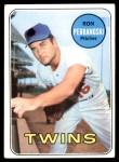 1969 Topps #77 xLA Ron Perranoski  Front Thumbnail