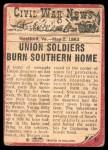 1965 A & BC England Civil War News #41   Protecting his family Back Thumbnail