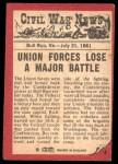 1965 A & BC England Civil War News #4   Rebel Power Back Thumbnail