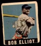 1948 Leaf #65  Bob Elliott  Front Thumbnail
