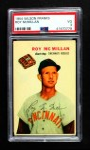 1954 Wilson Franks  Roy McMillan  Front Thumbnail
