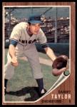 1962 Topps #274  Sammy Taylor  Front Thumbnail