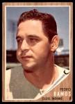 1962 Topps #485  Pedro Ramos  Front Thumbnail