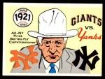 1970 Fleer World Series #18   1921 Giants vs. Yankees   Front Thumbnail