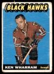 1965 Topps #61  Ken Wharram  Front Thumbnail