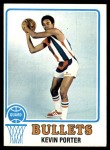 1973 Topps #53  Kevin Porter  Front Thumbnail