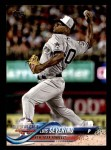 2018 Topps Update #78  Luis Severino  Front Thumbnail