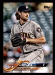 2018 Topps Update #240  Gerrit Cole  Front Thumbnail