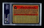 1958 Topps #485   -  Ted Williams All-Star Back Thumbnail