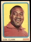 1963 Topps CFL #41  Don Clark  Front Thumbnail