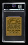 1948 Bowman #8  Phil Rizzuto  Back Thumbnail