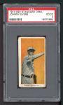 1910 E93 Standard Caramel  Johnny Evers  Front Thumbnail