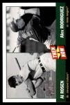 2002 Topps Heritage Then & Now #2 TN Al Rosen / Alex Rodriguez  Front Thumbnail