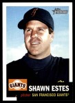 2002 Topps Heritage #413  Shawn Estes  Front Thumbnail