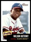 2002 Topps Heritage #378  Wilson Betemit  Front Thumbnail