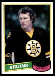 1980 Topps #36  Dick Redmond  Front Thumbnail