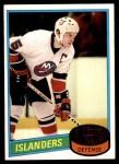 1980 Topps #120  Denis Potvin  Front Thumbnail