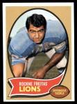 1970 Topps #96  Rockne Freitas  Front Thumbnail