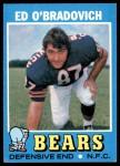 1971 Topps #78  Ed O'Bradovich  Front Thumbnail
