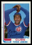 1982 Topps Traded #49 T Fergie Jenkins  Front Thumbnail