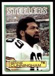1983 Topps #360  Bennie Cunningham  Front Thumbnail