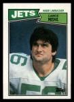 1987 Topps #139  Lance Mehl  Front Thumbnail