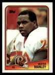 1988 Topps #20  Dexter Manley  Front Thumbnail