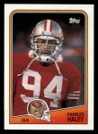 1988 Topps #52  Charles Haley  Front Thumbnail