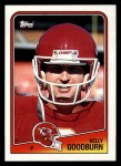 1988 Topps #367  Kelly Goodburn  Front Thumbnail