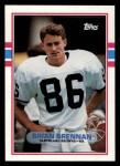 1989 Topps #146  Brian Brennan  Front Thumbnail