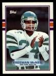1989 Topps #232  Freeman McNeil  Front Thumbnail