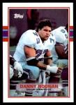 1989 Topps #387  Danny Noonan  Front Thumbnail