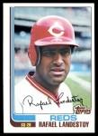 1982 Topps #361  Rafael Landestoy  Front Thumbnail