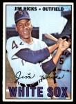1967 Topps #532  Jim Hicks  Front Thumbnail