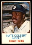 1975 Hostess #76  Nate Colbert  Front Thumbnail