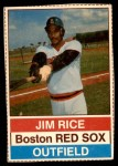 1976 Hostess #127  Jim Rice  Front Thumbnail
