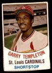 1977 Hostess #78  Garry Templeton  Front Thumbnail