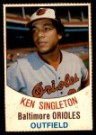 1977 Hostess #107  Ken Singleton  Front Thumbnail