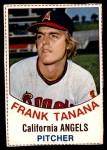 1977 Hostess #63  Frank Tanana  Front Thumbnail