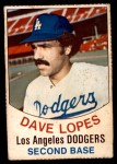 1977 Hostess #14  Dave Lopes  Front Thumbnail